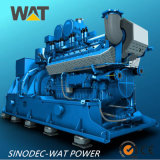 500kw generador de biomasa conjunto con Ce, SGS, ISO aprobación