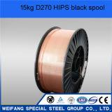 銅の上塗を施してある鋼鉄溶接ワイヤEr70s-6