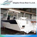 6.85m Australien All-Welded Aluminiumstandardkatamaran-Fischerboot
