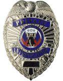 2017 het Promotie Aangepaste Ontwerp Van uitstekende kwaliteit en het Emblemen Toegelaten Kenteken van de Politie, het Kenteken van het Metaal
