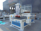 Prezzo automatico di scultura di legno della macchina della Tabella di vuoto dell'asse di rotazione di raffreddamento ad aria