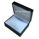 Fábrica del rectángulo de joyería del regalo de la alta calidad del continente para el embalaje del collar