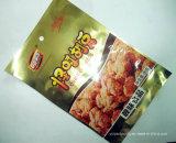 Saco do empacotamento plástico do alimento para o feijão-de-lima processado
