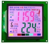 El panel verde del LCD del fondo de FSTN 122X32