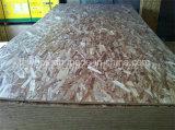 Panneau de la qualité OSB pour les meubles et la décoration