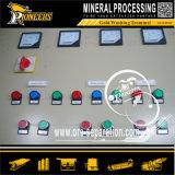 Завод бутары золота машины экрана роторного барабанчика минируя оборудования моя