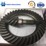Ingranaggi conici dell'attrezzo del metallo di precisione BS5035 6/59 di precisione del metallo del camion di azionamento di spirale posteriore differenziale elicoidale dell'asse