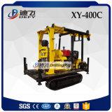 Xy 400c 크롤러는 판매를 위한 지하에 사용한 구멍 우물 드릴링 기계를 거치했다