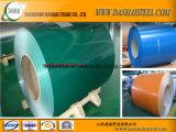 PPGI/PPGL/Color는 각종 색깔로 직류 전기를 통한 강철 코일을 입혔다