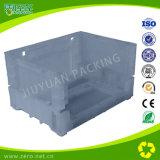 Caixa de escaninho branca da caixa plástica da cor para o auto uso da oficina