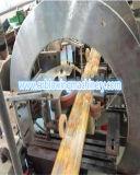 Telha de mármore de imitação do PVC do plástico que faz a máquina