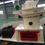 Máquina de madeira chinesa do carvão amassado da pelota da biomassa da serragem