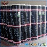 Membrana d'impermeabilizzazione bituminosa riflettente bianca per il tetto freddo, membrana d'impermeabilizzazione con la pellicola di alluminio