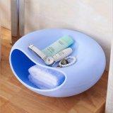 Шар гайки двойной тарелки Smiley, поднос хранения раковины фисташек, коробка плодоовощ хранения, дыня осеменяет плиту
