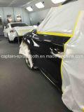 Cabina larga de la pintura de aerosol del omnibus de la alta calidad, línea de capa máquina