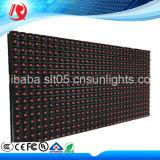 2016 l'alta luminosità esterna P10 rosso impermeabilizza la visualizzazione di LED