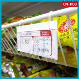 Tira de los datos del PVC de Suermarket (DSP-023)