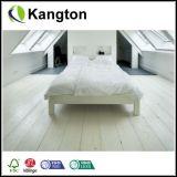 Plancher de bois franc massif en chêne blanc de qualité naturelle (plancher de bois franc)