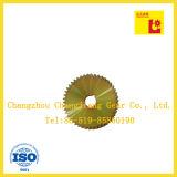 Die Qualitäts-Carbon-Stahl-Zink-Überzug-Gelb Platte Rad