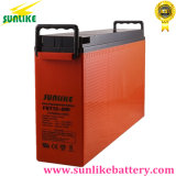 bateria terminal dianteira acidificada ao chumbo do UPS das telecomunicações 12V150ah para solar