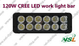 120W 4X4 CREE LED Car Light, weg von Road, Auto LED Light Bar LED Driving