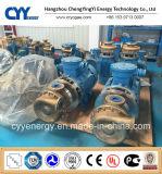 Bomba centrífuga criogênica da água do petróleo do líquido refrigerante do argônio do nitrogênio do oxigênio líquido