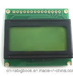 Stn gelbes Grün oder blaue LCD-Bildschirmanzeige-Baugruppe 16X2 Chracter