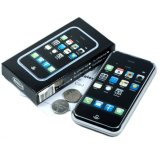"500g x 0.1g Digital Pocket Schmucksache-Schuppe ""iPhone"" Digital-Schuppe"