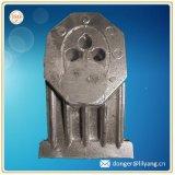 Fundición de aluminio de la gravedad Zl201, base del filtro de las piezas de automóvil Zl202