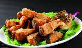 Alimento delle patatine fritte di capacità elevata che fa macchina Tsbd-15