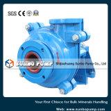 Pompe centrifuge résistante à l'usure de la boue Pump/*Mining de haute performance