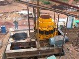 Minério de ferro do Hematite que esmaga a planta