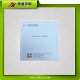 Service d'impression manuel d'installation électronique de produit de Maitence 24