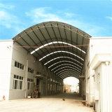 Edificio prefabricado de la estructura del metal para el almacén de almacenaje
