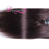 Extensões humanas cheias do cabelo do grampo da cutícula 200g da melhor qualidade