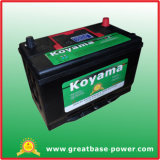 70ah 12V Sealed Mf Auto Battery Car Battery N70-Mf
