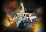 Vidrios sin pérdidas de Vr 3D del mundo de la realidad virtual