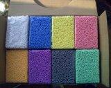 Il mastice di cristallo del mastice di cristallo asciutto dell'aria, il mastice asciutto della gomma piuma dell'aria di 4 colori, 16grams ha imballato in una custodia in plastica allora 4 PCS imballato in una casella di colore