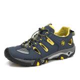 Ботинки самого последнего Mens способа идущие Hiking ботинок ботинка взбираясь
