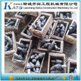 Herramientas del aparejo de la viruta del taladro para la fundación que perfora 3050 Bkh40
