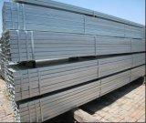 El profesional 60X40m m galvanizó el tubo/el tubo de acero rectangulares