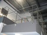 고품질 스테인리스 로드 외부 Decking를 위한 메우는 난간 시스템