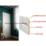 Фабрика двери нутряной двери двери дешевой двери PVC деревянная китайская