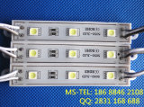 SMD5050 3LED Módulo 12V CC impermeable 7512