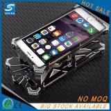 De alumínio Anti-Riscar a caixa forte do metal da proteção para Samsung S8