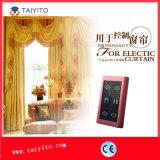 Moteur électrique de rideau avec le système à télécommande libre de $$etAPP