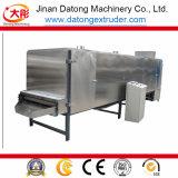 Forragem seca automática que faz a maquinaria
