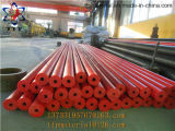 Constructeur orange de tube de la couleur UHMWPE de Tfp
