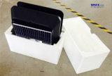 extractores accionados solares del ático de 12W 12inch con la cubierta redonda - Sn2013006