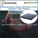 새로운 디스코 대화식 LED 댄스 플로워